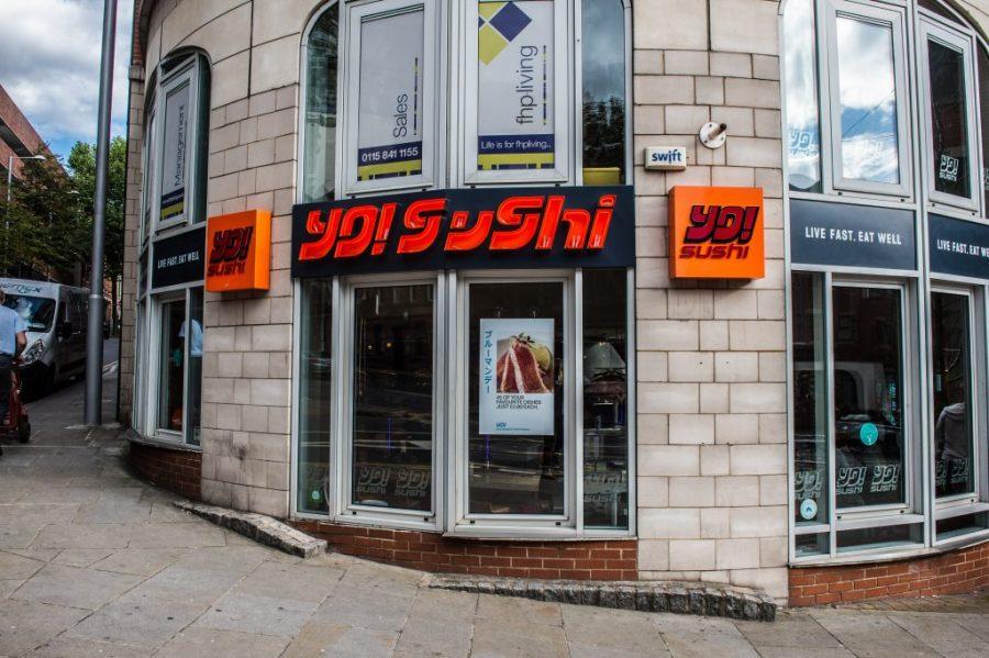 nottingham restaurants